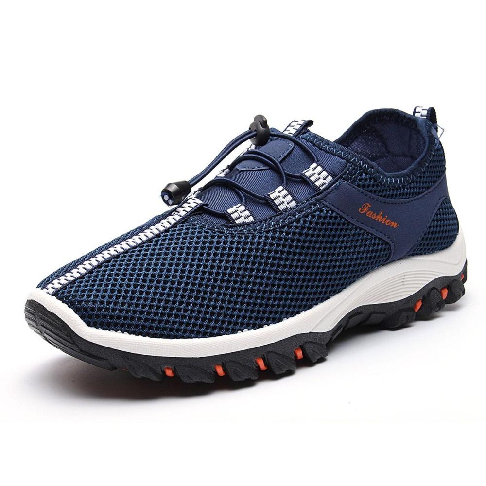 Jual Baru Pria Outdoor Olahraga Sepatu Fashion Kasual Bernapas Sneakers Sepatu Lari Intl Di Tiongkok
