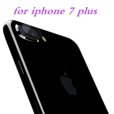 BASEUS 2 Pcs Transparan Tempered Glass Lensa Telepon Screen Protector Film untuk IPhone 7 Plus-Intl