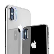 Baseus Camera Lens Glass Film Apple iPhone X - Clear