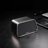 Spesifikasi Baseus Encok E02 Trapezoid Mini Bluetooth Speaker Dukungan U Disk Tf Card Aux Input Hitam Intl Dan Harga