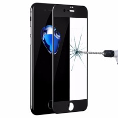 BASEUS untuk IPhone 8 PLUS & 7 Plus 0.2mm Lensa Kamera Film Pelindung + 0.23mm PET Soft Edge Anti-gores Buram Film Anti Gores-Intl