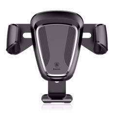 Harga Baseus Gravity Car Mount Holder For Smartphone Hitam Terbaik