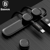 Review Baseus Magnetic Tpu Klip Kabel Desktop Usb Charger Line Holder Home Car Charging Cable Winder Intl Baseus Di Tiongkok