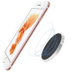 Ongkos Kirim Baseus Kecil Telinga Seri Universal Mini Magnetik Mobil Pemegang Mount Untuk Iphone Samsung Dll Perak Di Tiongkok
