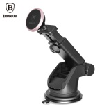 Baseus Solid Series Telescopic Magnetic Suction Bracket Car Mount Phone Holder Intl Terbaru