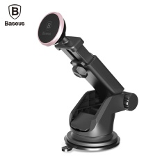 Jual Baseus Solid Series Telescopic Magnetic Suction Bracket Car Mount Phone Holder Intl Grosir