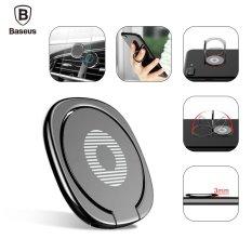 Harga Baseus Stand 360 Jari Cincin Meja Stand Holder Cocok Untuk Magnetik Mobil Bracket Mewah Phone Holder Stand Intl Asli Baseus