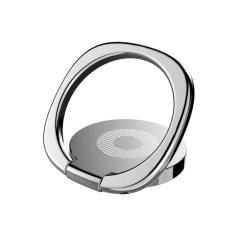 BASEUS Stand 360 Jari Cincin Meja Stand Holder Cocok untuk Magnetik Mobil Bracket Mewah Phone Holder Stand-Intl