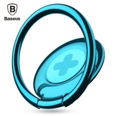 BASEUS Simbol Cincin Ponsel Berdiri Jari Grip Pemegang Mobil Mount Buckle Bracket-Intl