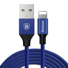 Berapa Harga Baseus Yiven Sinkronisasi Data Iphone Lightning Cable Untuk Iphone 7 Ios 10 Versi 1 8 M Navy Blue Intl Baseus Di Tiongkok