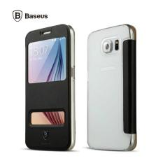 Baseus Yuanse Series Window Case For Samsung Galaxy S6