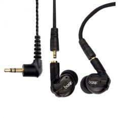 Beli Basic In Ear Earphone Ie 200 Hd De Tachable 2 Cable Hitam Online