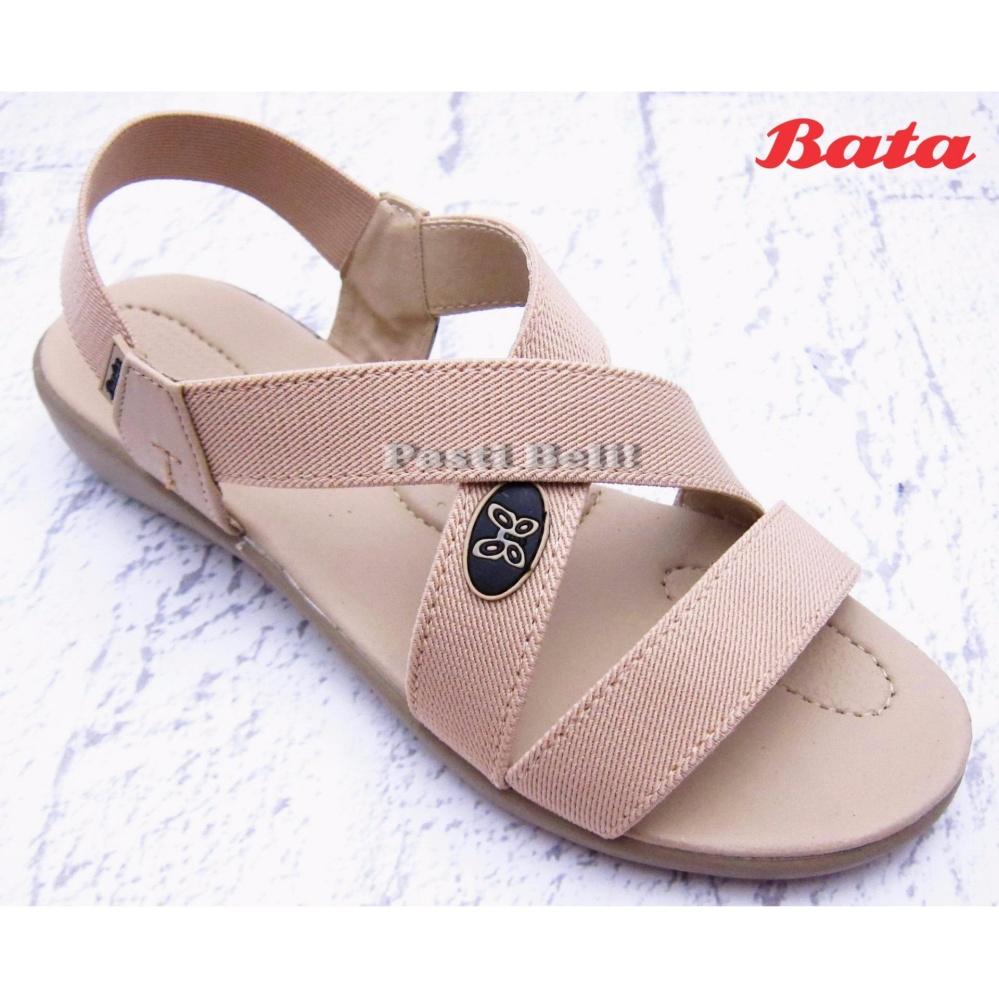Bata - Sandal Wanita Cantik Cream 661-3500