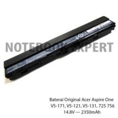 Spesifikasi Baterai Acer 756 725 Ao725 Ao756 V5 131 V5 171 Al12B32 4 Cell Slim Lengkap Dengan Harga