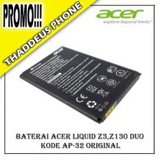 BATERAI ACER Liquid Z130 Duo - Z3 Dual Sim ORIGINAL