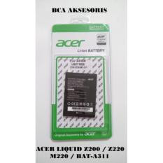 BATERAI ACER LIQUID Z200 Z205 Z220 M220 BAT-A311 ORIGINAL - FREE HOLDER RING