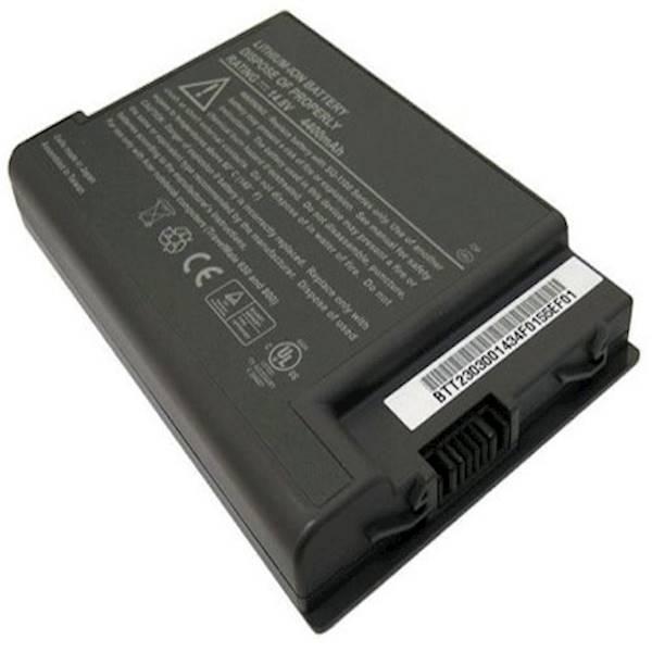 Baterai ACER Travelmate 650- 660- 800- 6000 / Ferrari 3000- 3200- 3400