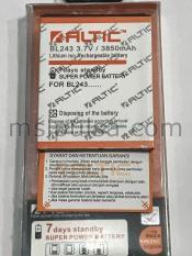 Baterai Altic Lenovo A7000 / K3 Note BL243 3850Mah Double Power