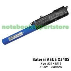 Baterai ASUS X540 X540s New A31N1519 11.25V --- 2600Mah