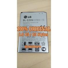 NEW ORIGINAL Baterai Batre Batery Batere Battery Batrai Batrey LG G3 . G3 Stylus BL-53YH D850 D851 D855 D830 F400