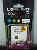 Beli Baterai Batre Battery Logon Advan S55 Double Power Murah