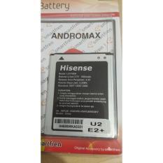 Baterai Batre Battre Batrai Andromax Smartfren E2+ E2 + Plus / U2 / Qi