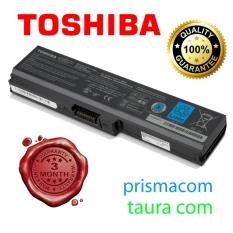 Baterai Battery Batre Laptop Toshiba Satellite Original C600 C640 L740 L745 PA3817U PA3817