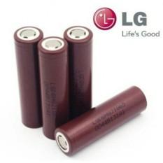 Buy 1 Get 1-Batre Vapor Vape Rokok Electrick 18650 LG HG2 3000mah 35A