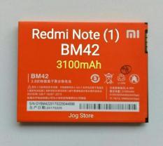 Baterai Battery Batre Xiaomi Redmi Note 1 ORI BM42 Original 100%