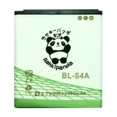 Baterai/Battery Double Power Double Ic Rakkipanda Advan S4A [2500mAh]