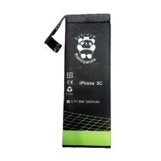 Toko Baterai Battery Double Power Double Ic Rakkipanda Iphone 5C 3020Mah Online Di Dki Jakarta