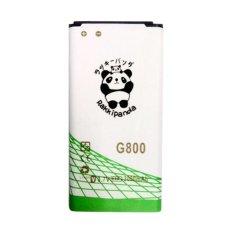 Ongkos Kirim Baterai Battery Double Power Double Ic Rakkipanda Samsung S5 Mini S5 Neo G800 3000Mah Di Dki Jakarta
