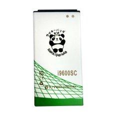 Baterai/Battery Double Power Double Ic Rakkipanda  Samsung S5 Slim / S5 Replika / S5 Supercopy i9600SC 4000mAh