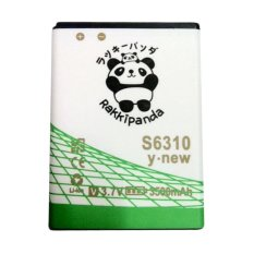 Diskon Produk Baterai Battery Double Power Double Ic Rakkipanda Samsung Young New S6310 Ace S5830 Fame S6810 Ace Duos S6802 Young Duos S6102 Fit S5670 3500Mah
