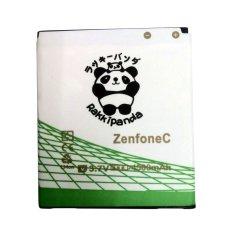 Baterai/Battery Double Power Double Ic Rakkipanda Asus Zenfone C 4500mAh