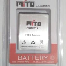 BATERAI BATTERY MITO BA-00083 / BA00083 / A260 / A 260
