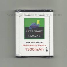 Baterai Blackberry Hippo CM-2 1300Mah (Pearl8100/8110/8220)