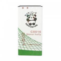 Baterai Rakkipanda HB474284RBC For Huawei Honor Holly ( C8816 ) / Y550 / G620 / G615 / Honor 3 Lite