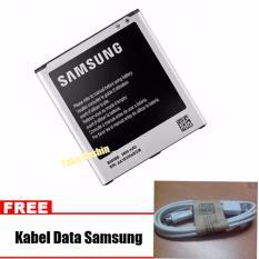 Baterai Galaxy S4 GT-I9500 Battery Original Free Kabel Data Samsung_2509