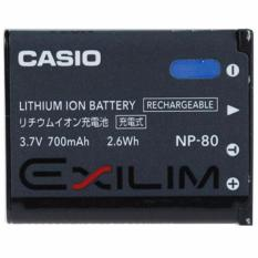 Baterai Kamera CASIO NP-80 -82 NP80 NP82 FUJIFILM NP-45 -45A -45B NP45 NP45A NP45B KODAK KLIC-7006