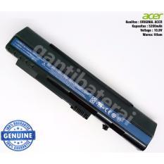 Baterai Laptop Acer Aspire one ZG5 D150 D250 A110 A150 A150L UM08A31 Original