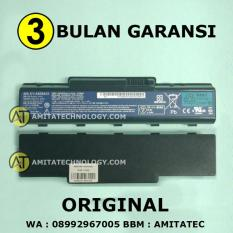 Amita - Baterai Laptop ORIGINAL Acer Aspire 4732 4732Z 5732 5732Z E-Machine D725