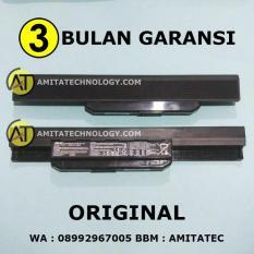 Baterai Laptop ORIGINAL Asus A43 K43 K53 X43 X44 X53 X54 X84 A43E A43S A53 K43U A43F