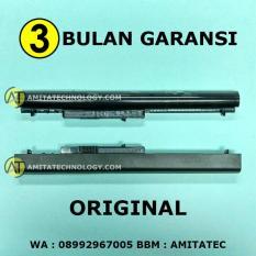 Baterai Laptop ORIGINAL HP Pavilion OA04 14-D010AU 14-B040TU 14-A001TU