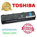 Penawaran Istimewa Baterai Laptop Original Toshiba Satelite C800 C800D C840 C845 C850 C855 C870 L800 L840 L845 L850 L855 L870D M800 M840 M845 M850 P800 P840 P850 P870 P875D Satellite S840 S840D Pa5023 Pa5024 Pa5025 Pa5026 Pa5027 Pabas259 Pabas260 Terbaru