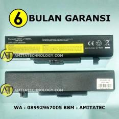 Amita - Baterai Laptop REPLACEMENT Lenovo G480 G485 G580 G585