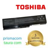 Beli Baterai Laptop Toshiba Satellite C600 L600 L635 L640 L645 Pa3817 Pa 3817 Cicilan
