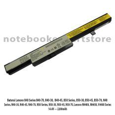 Baterai Lenovo B40 Series B40-70- B40-30- B40-45- B50 Series - Oem