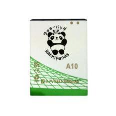 Baterai double power Rakkipanda BA00085 for Mito A10 / Impact