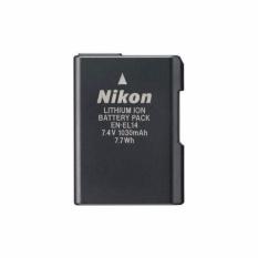 Baterai Nikon En El14 Nikon Diskon 30